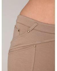 Free People | Brown Five Pocket Legging | Lyst