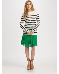 Nanette Lepore | Green Desirable Skirt | Lyst