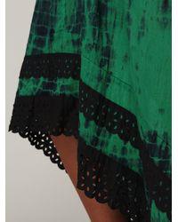 Free People | Green Fp One Tie Dye Sunburst Maxi Dress | Lyst