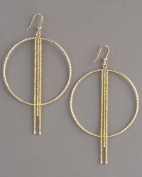 Lana Jewelry | Metallic Lust Earrings, Large | Lyst