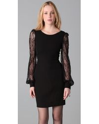 Rachel Zoe | Black Andrews Dress | Lyst