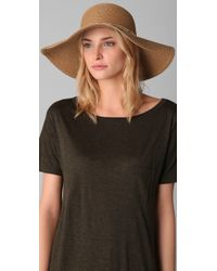 Eugenia Kim | Brown Honey Toyo Sunhat | Lyst
