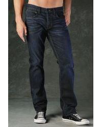 Hudson Jeans | Blue Byron Five Pocket Straight for Men | Lyst