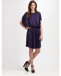 Rachel Comey | Purple Opus Dress | Lyst