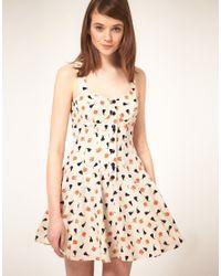 ASOS Collection Multicolor Summer Dress