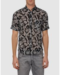 Dolce & Gabbana | Black Shirt for Men | Lyst