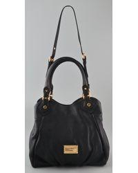 Marc By Marc Jacobs | Black Classic Q Fran Bag | Lyst