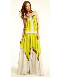 BCBGMAXAZRIA | White Bryonna Dress | Lyst