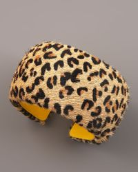DANNIJO - Multicolor Animal-print Cuff - Lyst