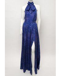 Rachel Zoe | Blue Vanessa Maxi Skirt | Lyst