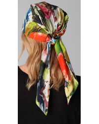 Eugenia Kim - Multicolor Gigi Headscarf - Lyst