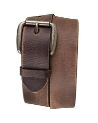 Bed Stu   Black Hobo Leather Belt for Men   Lyst