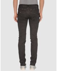 DRKSHDW by Rick Owens | Gray Casual Trouser for Men | Lyst