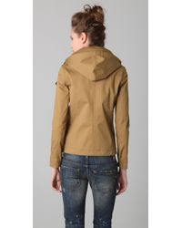 DSquared² - Brown Woodstock Jacket - Lyst