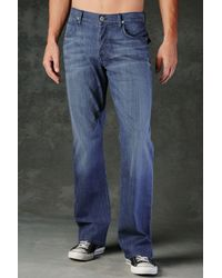 Hudson Jeans | Blue Fletcher Flap Pocket Relaxed Bootcut for Men | Lyst