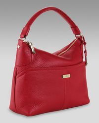 Cole Haan | Red Village Avery Small Hobo | Lyst