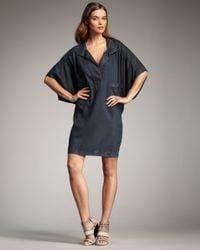 Marc By Marc Jacobs | Blue Cecil Denim Shirtdress | Lyst