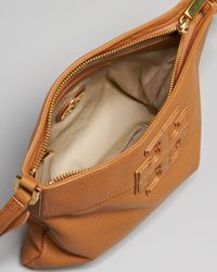Tory Burch | Brown Amanda Crossbody Bag | Lyst