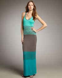 Trina Turk | Blue Bahama Mama Maxi Dress | Lyst