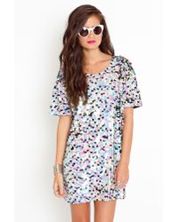Nasty Gal - Multicolor Rizzle Dress - Lyst