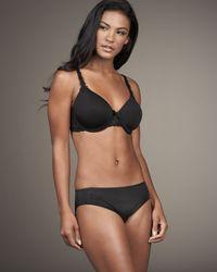 Simone Perele | Black 'andora 3d' Molded Underwire Bra | Lyst