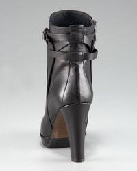 Alberto Fermani - Black High-heel Ankle Boot - Lyst