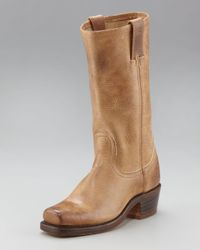 Frye | Natural Classic Cavalry Boot | Lyst