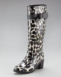 kate spade new york - Multicolor Randi Too Rain Boot - Lyst