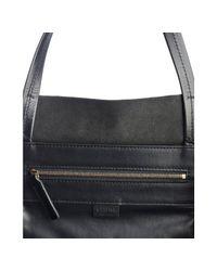 Céline | Black Leather Large Tote Bag | Lyst