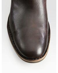 Cole Haan - Black Warren Leather Chelsea Boot for Men - Lyst