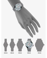 Fendi - Metallic Crazy Carats Topaz Roller 4 Watch - Lyst