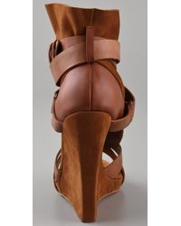 Joe's Jeans - Brown Helena - Cognac Leather - Lyst