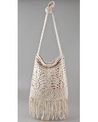 Sass & Bide | Natural Missing in Action Shopper Bag | Lyst