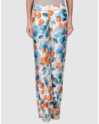 Dolce & Gabbana | White Casual Pants | Lyst