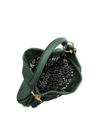Marc By Marc Jacobs - Green Classic Hillier Mini Hobo Bag - Lyst