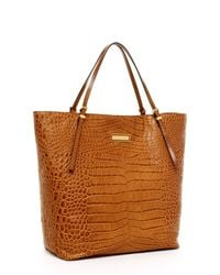 Michael Kors | Brown Gia Large Slouchy Tote, Barley | Lyst
