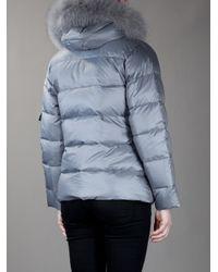 Pyrenex Gray Padded Jacket