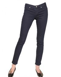 Tommy Hilfiger | Blue Power Stretch Denim Skinny Jeans | Lyst
