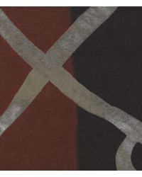 AllSaints - Black Cuts Ss Raw Scoop for Men - Lyst