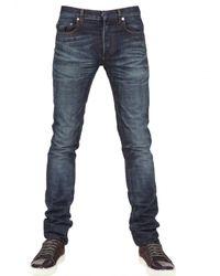 Dior Homme | Blue 19cm Carbon Copy Denim Jeans for Men | Lyst