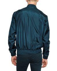 Dior Homme | Green Waterproof Silk Taffeta Sport Jacket for Men | Lyst