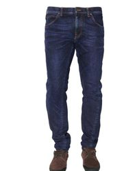 Dolce & Gabbana - Blue 18cm Twisted Leg Denim Jeans for Men - Lyst