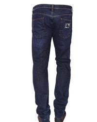 Dolce & Gabbana | Blue 18cm Twisted Leg Denim Jeans for Men | Lyst