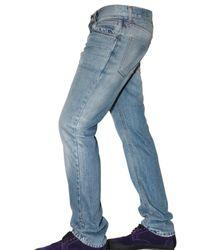 Dolce & Gabbana - Blue 19cm Basic Denim Gold Fit Jeans for Men - Lyst