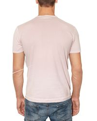 Dolce & Gabbana | Pink Boy George Printed Jersey T-shirt for Men | Lyst