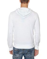 Dolce & Gabbana - White Marylin Monroe Hooded Jersey Sweatshirt for Men - Lyst