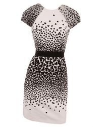 Giambattista Valli Black Dress