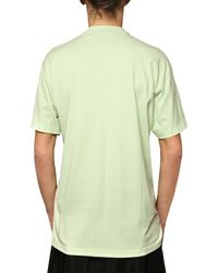 Givenchy - Green Pin Up Printed Jersey Oversized T-shirt for Men - Lyst