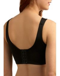 ModCloth | Bold Hollywood Full-coverage Bra in Black | Lyst