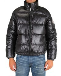 Pyrenex - Black Mythic Quilted Nylon Down Jacket for Men - Lyst